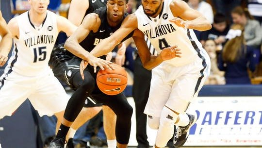 Villanova bested Butler on New Year's Eve in the team's Big East opener earlier this season. On Saturday, they'll get a rematch.