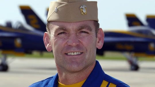 Bob Flynn, the Blue Angels' first executive officer.