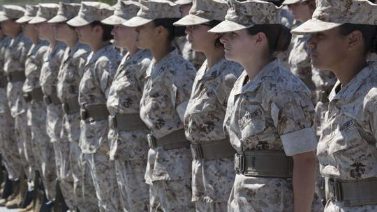 Navy Secretary Ray Mabus wants to open the last closed billets in the Navy and Marine Corps to women and increase the recruiting of women to 25%.