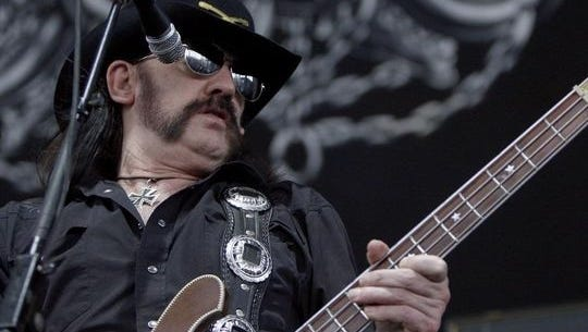 Lemmy Kilmister will perform with Motorhead on Sept. 9 at Old National Centre.