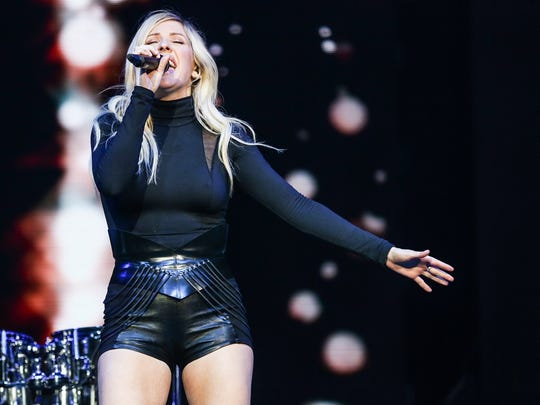 Ellie Goulding will perform on May 14 at the Farm Bureau Insurance Lawn at White River State Park.