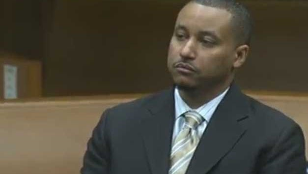 Virgil Smith in court on March 28, 2016.