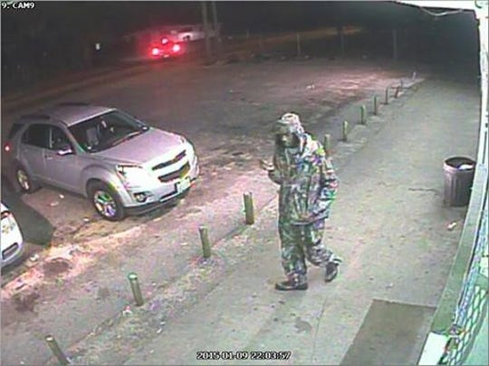 ECSO investigators are seeking two individuals in connection with a January carjacking.