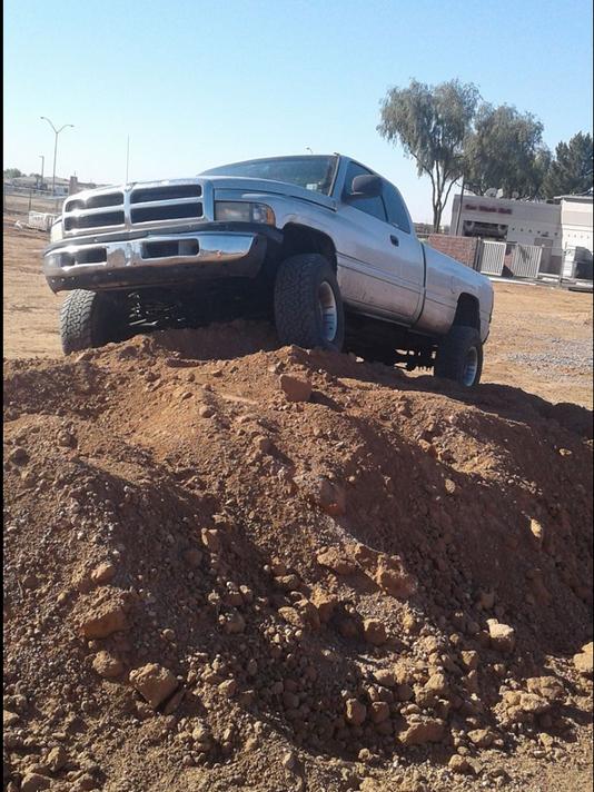 Mario Cordova's Missing Truck