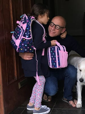Marc Romano wants to know how safe  his 6-year-old daughter Emilia is at school.