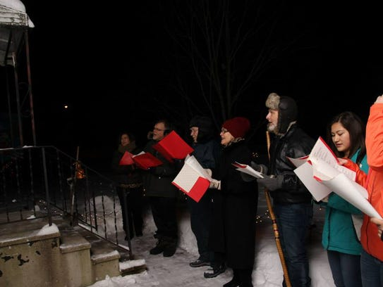 A tradition of caroling in Richmond started in 1987.