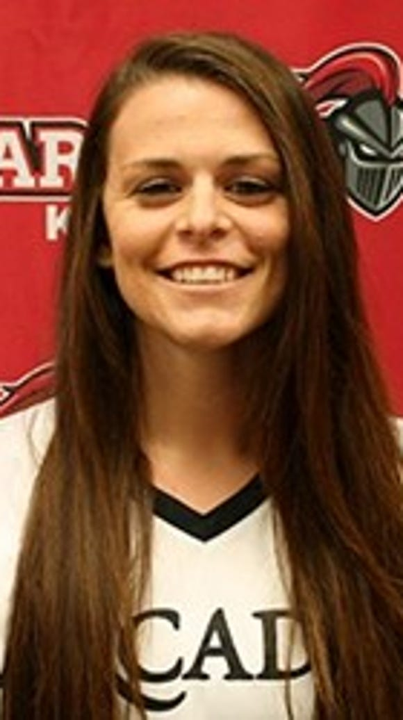 Camden Catholic graduate Addy Crenny earns all-conference