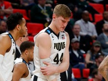 Doyel: Purdue loaded without Isaac Haas, but Butler has an unload button