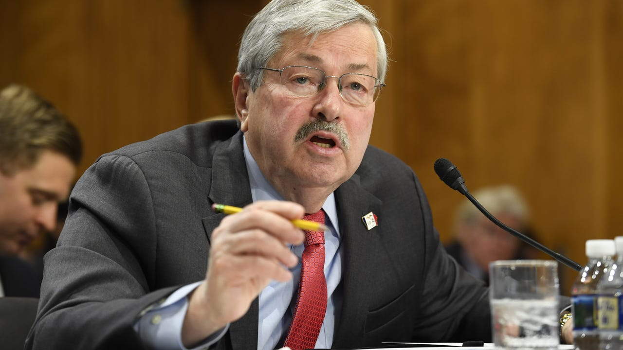 Branstad: North Korea is 'probably the most pressing issue' facing U.S., China