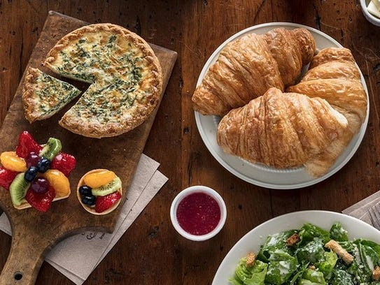 La Madeleine Country French Cafe opened in Chandler.