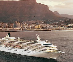 A rabbi will be onboard the Crystal Serenity, and both ships will have a Passover Seder menu. On Easter Sunday, an ecumenical sunrise service will be held, followed by Catholic Mass and Protestant services.