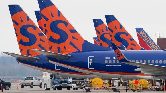 Dec 03,  · Minnesota-based Sun Country Airlines (SY) flies non-stop to more than 30 destinations in the United States, Caribbean, Mexico and Costa Rica. The airline, which has a hub at Minneapolis–Saint Paul International Airport (MSP), flies planes configured with two cabins: First Class and Economy Class/5(K).