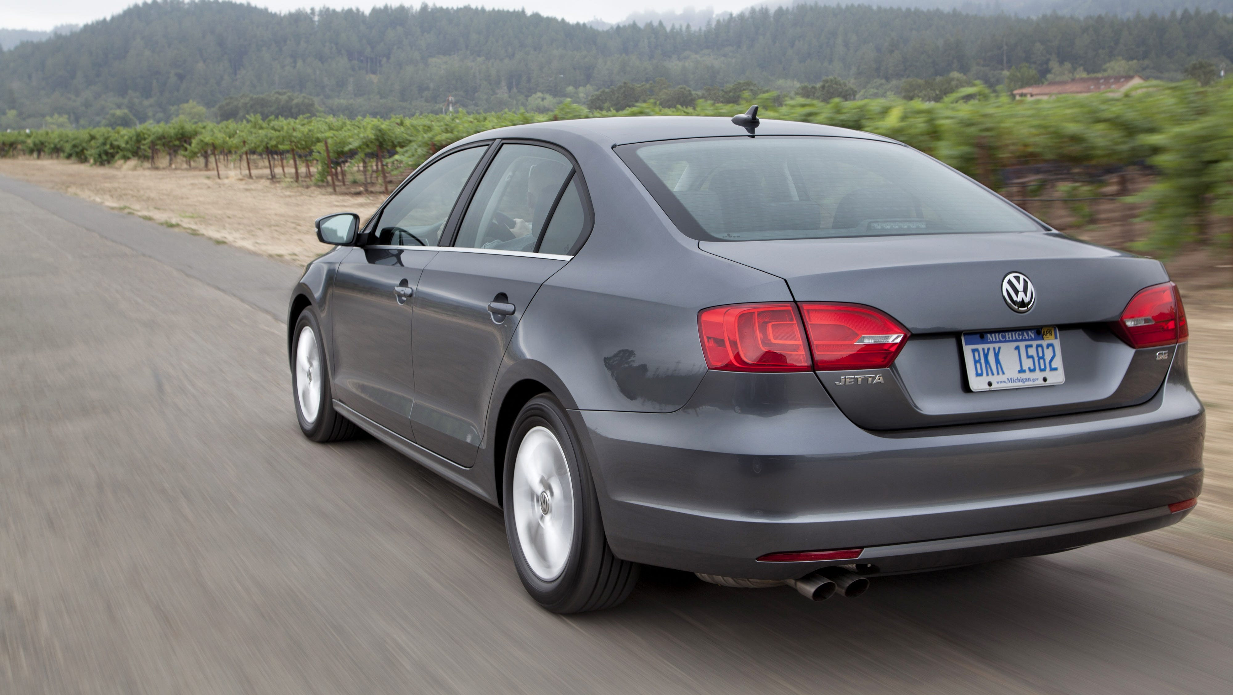 Auto Review 2014 Jetta Tdi Is Fun And Efficient