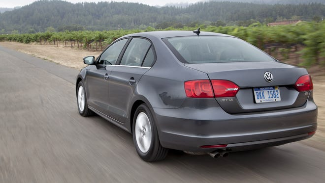 The 2014 Volkswagen Jetta TDI is a far cry from the diesel-powered behemoths of the 1970s.