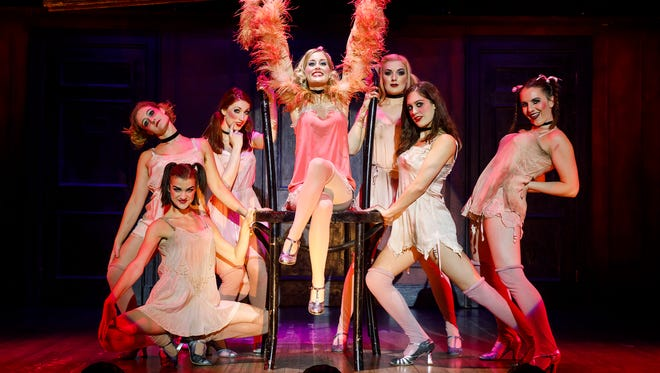 "The national tour of ""Cabaret"" brings gritty realism to a sexed-up, poignant show."