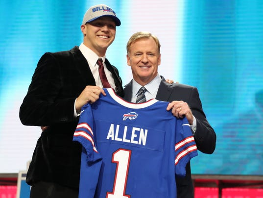 Image result for 2018 nfl draft