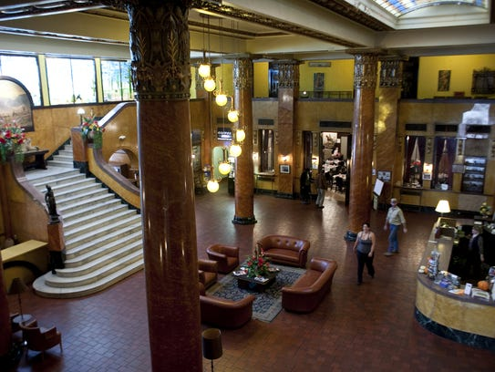 Arizona S Most Haunted Hotels