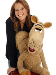 Ventriloquist Lynn Trefzger will perform Thursday,