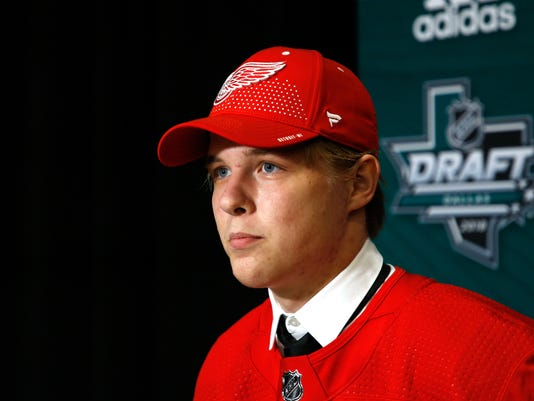 2018 NHL Draft - Rounds 2-7