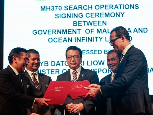 EPA MALAYSIA MISSING PLANE MH370 SEARCH DIS EMERGENCY INCIDENTS MYS PU