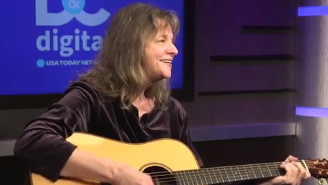 Connie Deming is our first Coffee Break Concert performer.