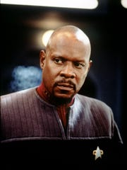 Avery Brooks stars as Captain Sisko in 'Star Trek: Deep Space Nine.'