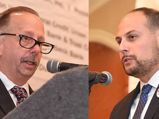 Town of Poughkeepsie supervisor forum