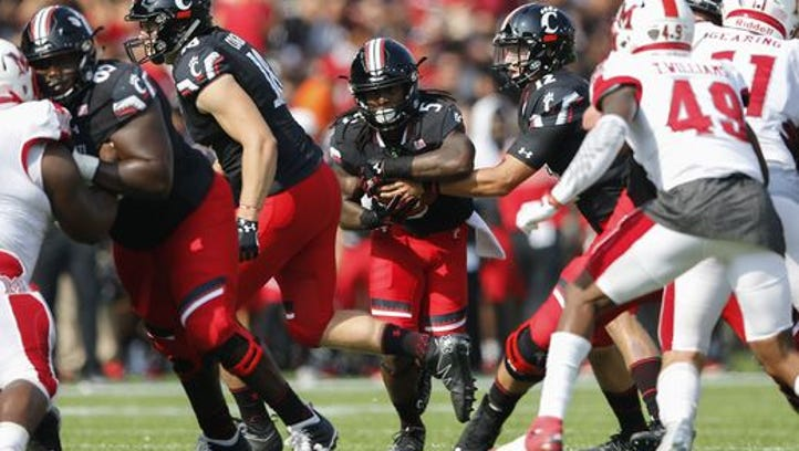 UC-USF scouting report, prediction