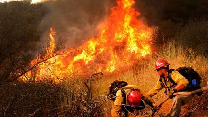 Climate Point: Fires a sign of things to come