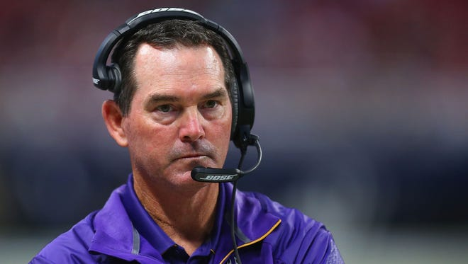 Vikings coach Mike Zimmer has changed the culture of the team.