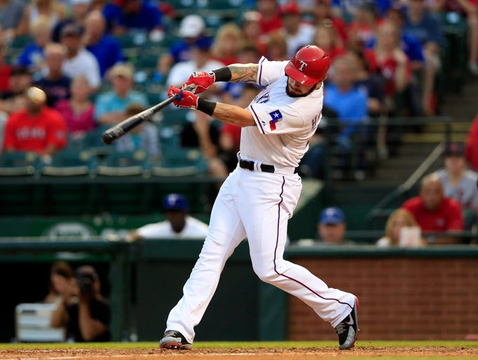 May 29: Josh Hamilton, with his second homer of the