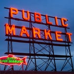 Established in 1907, Seattle's Pike Place Market is one of the oldest continuously operated public farmers' markets in the United States.