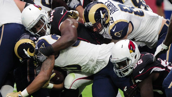 Kent Somers previews and predicts Sunday's Cardinals vs. Rams game.