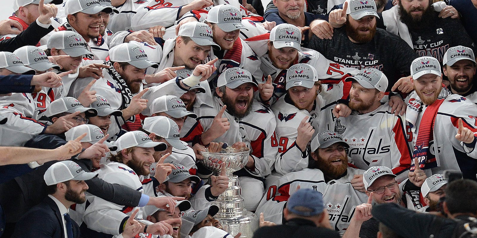 NHL playoffs 2018: Stanley Cup finals, Washington vs  Vegas