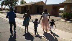 House of Refuge has helped families like Tenisha James