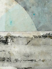 'Ebb Tide' is part of Lisa Weiss' show at L Ross Gallery,