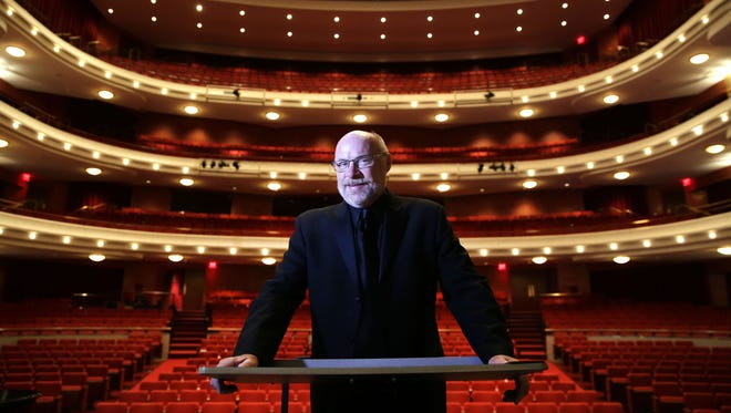Brian Groner will conduct the Fox Valley Symphony Orchestra for the final time Wednesday at the Fox Cities Performing Arts Center in Appleton.