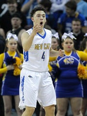 Newport Central Catholic's Brennan Hall averaged 11.8 points and shot 43.2 percent from 3-point range as a sophomore last season.