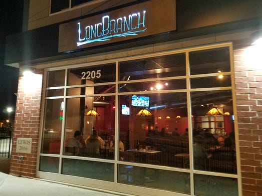 LongBranch, one of Indy's hottest new restaurants,