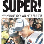 Feb. 8, 2016 Indianapolis Star front page