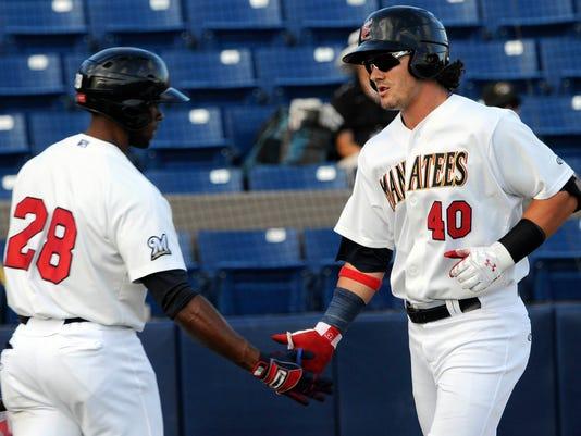 Minor League Baseball: Bradenton Marauders at Brevard County Manatees