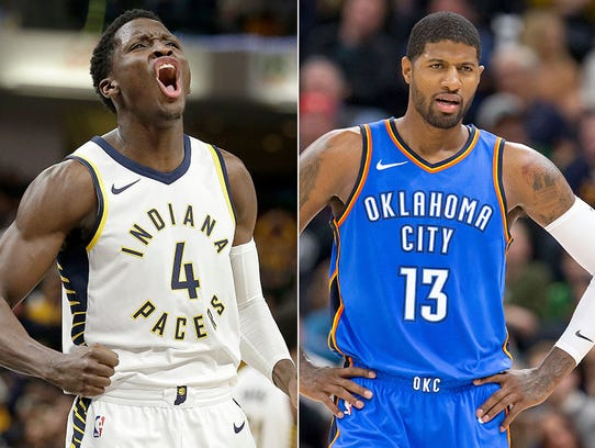 Victor Oaldipo is having a career year for the Pacers,