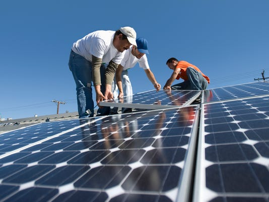 Rooftop solar poses credit risk for utilities
