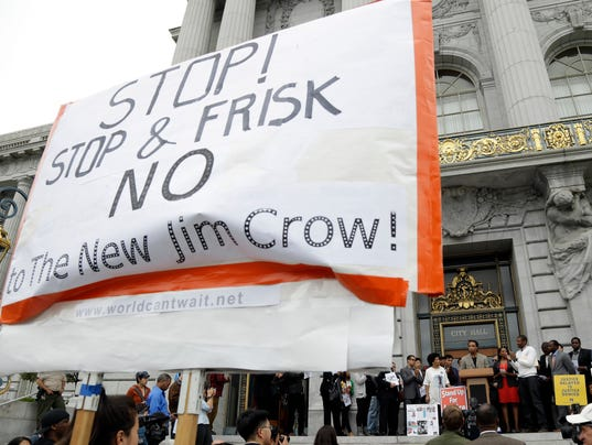 AP SF STOP AND FRISK A USA CA