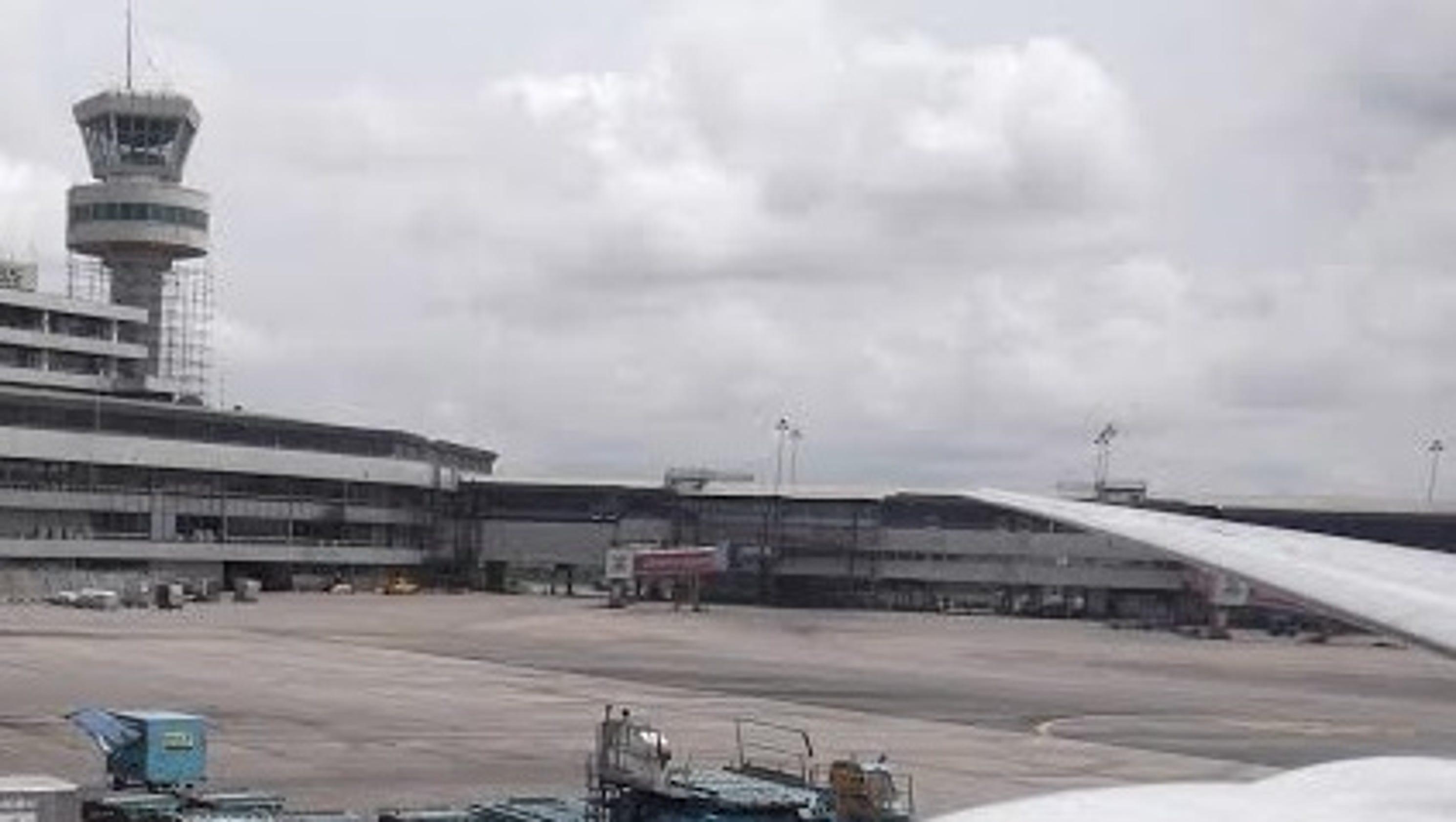 name that airport lagos nigeria