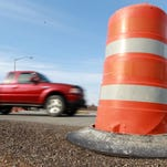 Lane closures and sobriety checkpoints