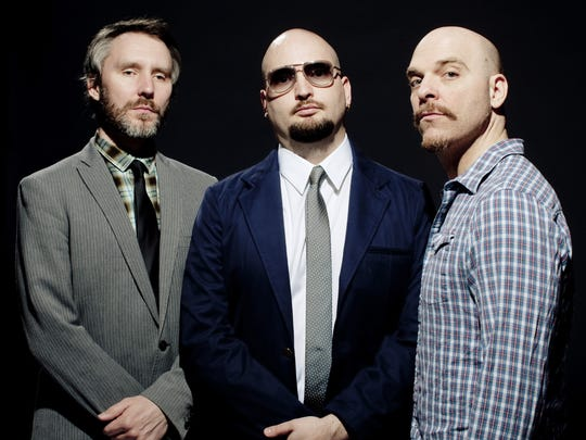 The Bad Plus will perform Dec. 10 at the Jazz Kitchen.