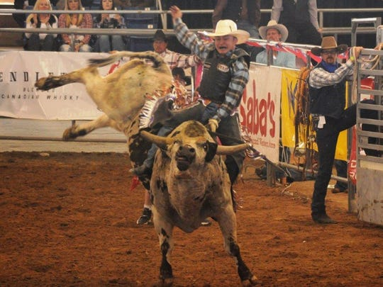 Scottsdale Parada del Sol Rodeo is Saturday and Sunday at WestWorld.