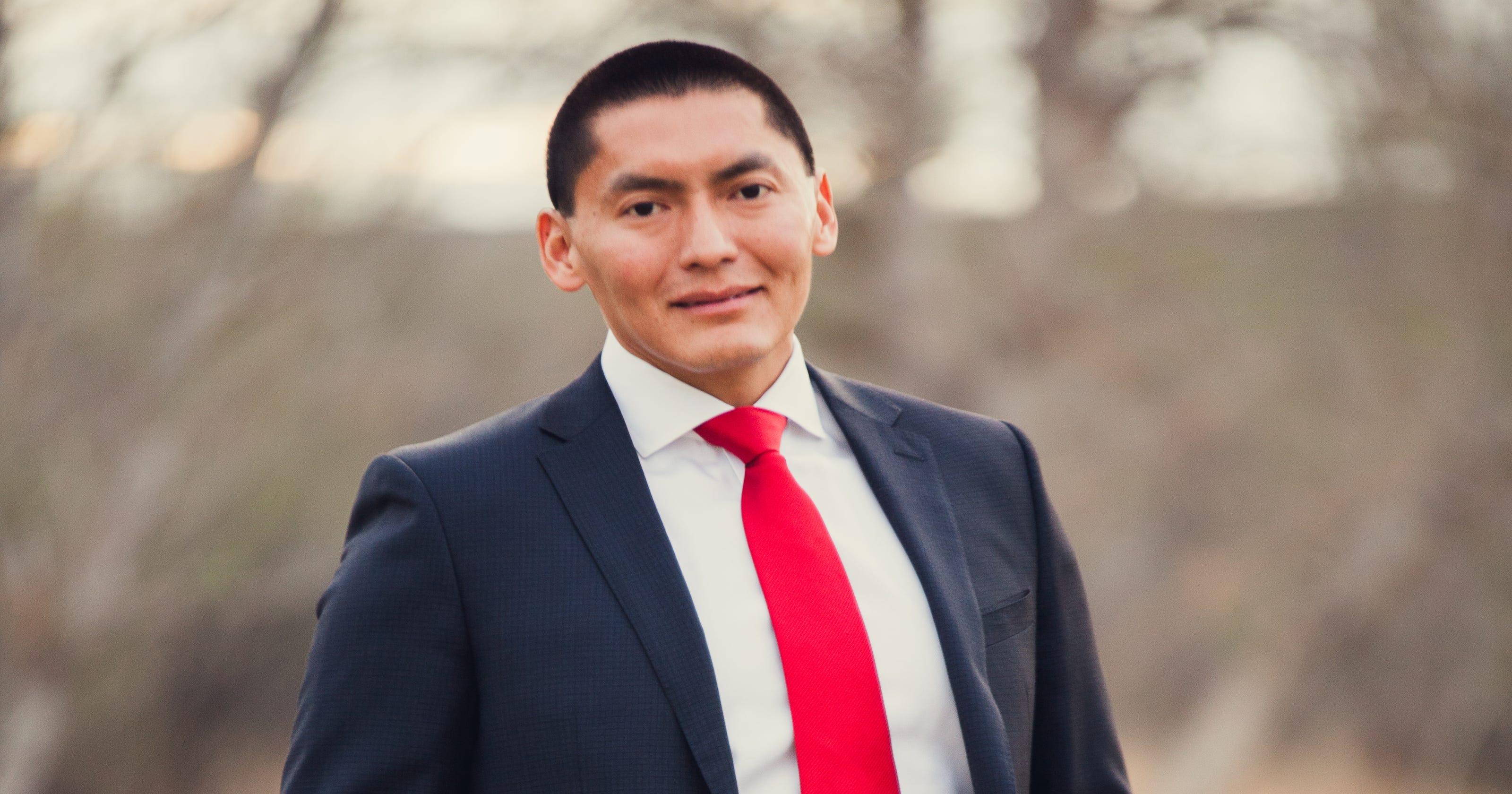 Arizona Navajo Republican Carlyle Begay Will Run For Congress