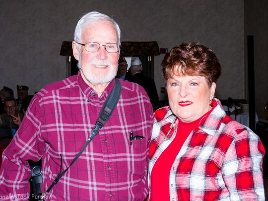 Jane and Jack Purslow are often seen in South Lyon, Lyon Township and Milford capturing special moments at community events.